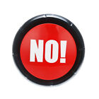 Funny Yes No Sorry Maybe Bullshit Gag Sound Button Toy Prank Event Party Tool