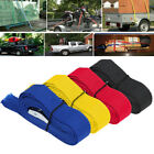 2.5M Car Auto Luggage Trailer Fixed Strap Quick Release Buckle Tie Down 46AC