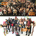 WWE WWF NXT Wrestling Kid Child Toys Mattel Action Figures WrestleMania Figurine for sale  Shipping to Canada