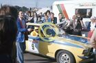 Photo Tony Fall Opel Commodore 1974 Avon Motor Tour of Britian
