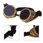 Adults Steampunk Retro Rivet Goggles Gothic Punk Top Hat Fancy Dress Headgear UK