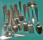 PRINCESS ROYAL BuY the Piece National 1930 Silverplate Flatware