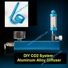 DIY aquarium planted tank CO2 system pro kit with Bubble Counter & Check Valve