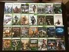 Xbox 360 Game Collection