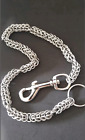 Stainless Steel Wallet Chain Handmade in Canada
