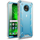 For Motorola Moto G6 Case Poetic Shockproof Cover with Screen Protector