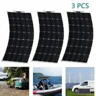 150 Watt Mono Solar Panel Suitcase 150W 18V Battery Charger RV Home Boat LOT MY