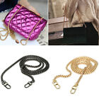 Replacement Purse Chain Strap Handle Shoulder For Crossbody Handbag Bag 1.2M New