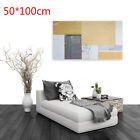 Mustard Yellow Grey Abstract Painting Canvas Wall Art Print Pictures Unframed UK <br/> Mustard Yellow Painting Pictures❤Fast Delivery❤UK STOCK