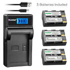 Kastar Battery LCD USB Charger for Konica Minolta NP-400 & a-5 Digital Camera