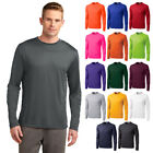 Sport-Tek TALL Long Sleeve T-Shirt Dry Fit Moisture Dri Wicking Tee TST350LS image