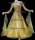#2722 Ready-made Ballroom Modern Waltz Tango Dance Dress