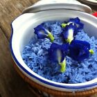 100% Organic,Natural Dried Butterfly Pea Tea Herbal drink, Food Coloring
