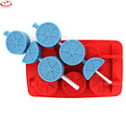 Multi-shape Ice Cube Tray Mold Maker Silicone/Rubber Chocolate Pudding Mould