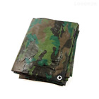 Camo Camouflage Tarpaulin Strong Army Waterproof Camping Ground Sheet & Outdoor <br/> SAME DAY DISPATCH   BUY 2 OR MORE FOR 10% OFF