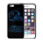 Carolina Panthers Case for Iphone 8 7 6 11 Pro Plus and other models Cover n7 $16.95 USD on eBay