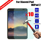 10Pcs Premium Real Tempered Glass Screen Protector For Xiaomi Mipad 2 Mi Pad 3 4