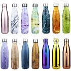 500ML Water Bottle Vacuum Insulated Flask Thermal Sport Chil