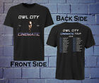NEW Owl City Cinematic Tour 2018 T-shirt All Size ( 2 Side ) image