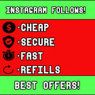Instagram Service Follow | Up to 30K - Rapid - Safe - Cheap, Quality