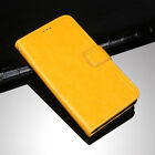 For Lenovo A916, Classic Flip Leather Stand Wallet Card Shockproof Cover Case