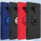 For Samsung Galaxy Note 9 Magnetic Ring Holder Shockproof Slim Armor Case Cover $11.3 USD on eBay