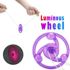 Colorful Cool LED Luminous Wheel Glow Kids Children Party Favors Glow Funny Toys