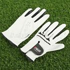 Classic Prefession Men Leather Golf Glove Left Right Hand Glove Trainer Portable