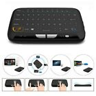 H18+ 2.4GHz Backlight Wireless Keyboard USB Full Screen Touchpad Air Mouse