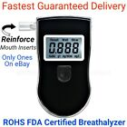 Breathalyzer Alcohol LCD Digital Portable Analyzer Detector BAC Track Meter
