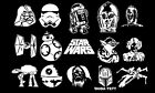 Star wars, Darth Vader window sticker vinyl decal car truck jdm funny 15 typ $4.73 CAD on eBay