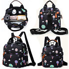 Maternity Nappy Diaper Bag Large Capacity Baby Bag Travel Backpack Waterproof