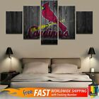 St. Louis Cardinals Baseball 5 pcs Painting Canvas Wall Art Poster Home Decor on Ebay