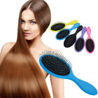 Women Detangle Hair Brush Salon Hairstyles Comb Wet Dry Massage Hair Brushes