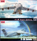 Roden 1/144 C-5B Gaxy & C-5M Super Galaxy Sell As a Set Of 2 Kits Or Separate