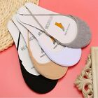 5 Pairs Slingback Toe Cover Topper Invisible Socks High Heels Sandals Liner New