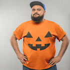Pumpkin T Shirt Funny Halloween T-Shirt Mens Womens Boys Outfit Fancy dress H14