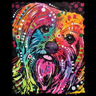 Yorkie Yorkshire Terrier Puppy Dog Animal Lovers Art Funny T-Shirt Tee