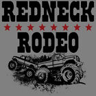 Redneck Rodeo 4x4 Off Road Trucks Funny T-Shirt Tee