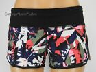 NEW LULULEMON Run Speed Short 2 4 10 Pop Cut Boom Juice Black Gym Shorts NWT