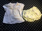 Gymboree outfit set pants top sweater jacket 3-6 6-12 12-18 bloomers USE DROPDWN