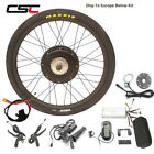 Best Electric Bicycle Conversion Kits - 1500W Electric Bicycle Bike Conversion Kit 48V Rear Review