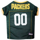 Green Bay Packers NFL Pets First Licensed Dog Pet Mesh Jersey Green,  XS-2XL NWT $29.37 USD on eBay