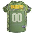 Green Bay Packers NFL Pets First Licensed Dog Pet Mesh Jersey Camo, XS-XL NWT $29.37 USD on eBay