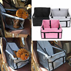Portable Dog Car Seat Belt Booster Travel Carrier Foldin Bag for Pet Cat Puppy M