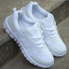 New Men SHOES LADIES PUMPS TRAINERS LACE UP MESH RUNNING CASUAL SPORTS FASHION
