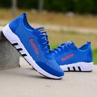 Men Spring Big Size Running Shoes Non-slip Breathable Light Outdoor Casual Shoes