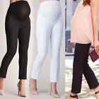 Elastic Belly Protection Maternity Pregnant Leggings Pants Trousers Pencil Pants