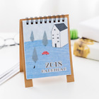Creative Trends Mini Paper Calendar Desktop Daily Memo Table Planner Organizer