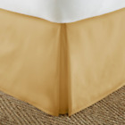 Bed Skirt Gold image